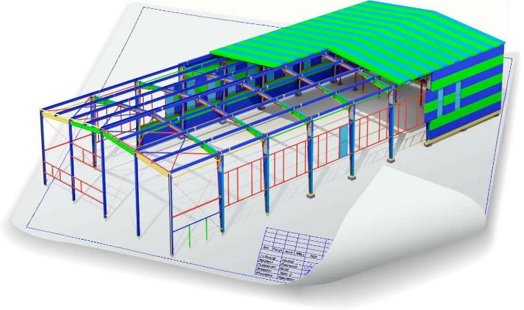 Проектирования металлоконструкций